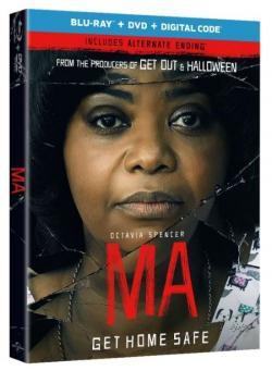MA on Blu-ray, DVD, & Digital!