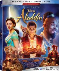 ALADDIN on Blu-ray, DVD, & Digital!
