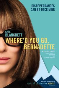 Official WHERE'D YOU GO, BERNADETTE Prize Package including autographed poster and book!