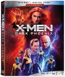 X-MEN: DARK PHOENIX on Blu-ray & Digital!