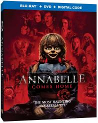 ANNABELLE COMES HOME on Blu-ray, DVD, & Digital!