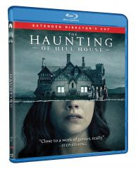 THE HAUNTING OF HILL HOUSE on Blu-ray!