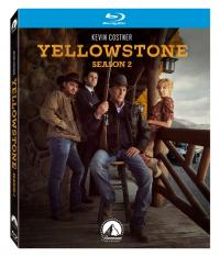 YELLOWSTONE SEASON 2 Grand Prize Including Kevin Costner Autographed Blu-ray!