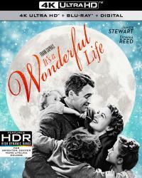 IT'S A WONDERFUL LIFE on 4K Ultra HD!
