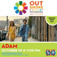 """Tickets to OUTshine's Opening Night Party & """"ADAM"""" Film Screening! :: Fort Lauderdale"""