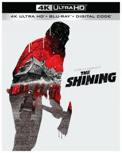 THE SHINING on 4K Ultra HD, Blu-ray, & Digital!