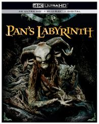 PAN'S LABYRINTH on 4K Ultra HD, Blu-ray, & Digital!
