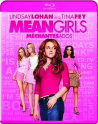 MEAN GIRLS on Blu-ray!