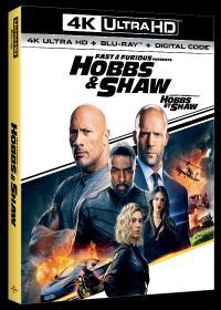 """Fast & Furious Presents: Hobbs & Shaw"" on Blu-ray!"
