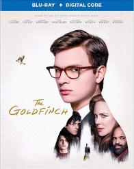 THE GOLDFINCH on Blu-ray & Digital!