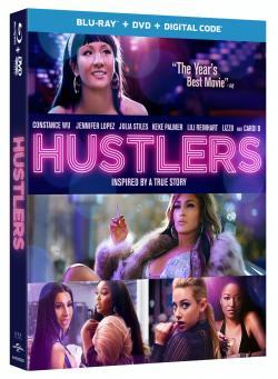 HUSTLERS on Blu-ray, DVD, & Digital!