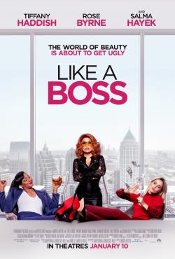 Enter to win a 'LIKE A BOSS' prize pack including an autographed poster!