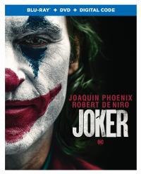 JOKER on Blu-ray, DVD, & Digital!