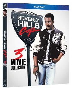 BEVERLY HILLS COP 3-Movie Collection!