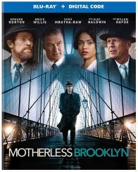 MOTHERLESS BROOKLYN on Blu-ray, DVD, & Digital!