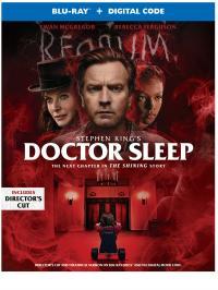DOCTOR SLEEP on Blu-ray & Digital!