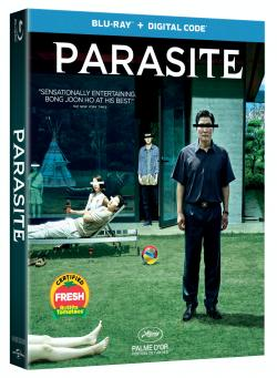 PARASITE on Blu-ray & Digital!
