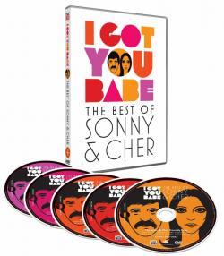 I GOT YOU BABE: THE BEST OF SONNY & CHER on DVD!