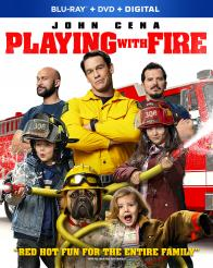 PLAYING WITH FIRE on Blu-ray, DVD, & Digital!