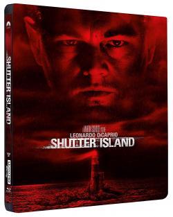 SHUTTER ISLAND 4K Ultra HD/Blu-ray Combo!