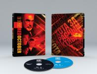 THE HUNT FOR RED OCTOBER 30th anniversary Limited Collector's Edition 4K Ultra HD/Blu-ray Combo Steelbook!