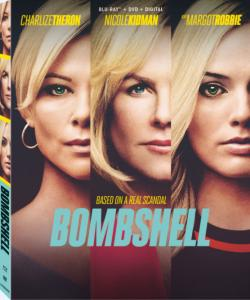BOMBSHELL on Blu-ray!