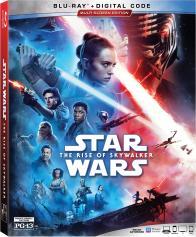 STAR WARS: RISE OF SKYWALKER on Blu-ray, DVD, & Digital!