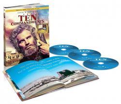 THE TEN COMMANDMENTS on Blu-ray!