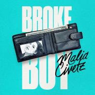 "Enter to win an exclusive ""Broke Boy"" phone wallet celebrating the release of Malia Civetz's debut single ""Broke Boy"""
