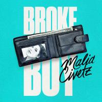 "Enter to win an exclusive ""Broke Boy"" phone wallet celebrating the release of Malia Civetz's debut single ""Broke Boy"""