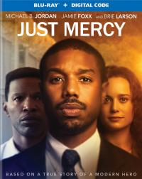 JUST MERCY on Blu-ray & Digital!