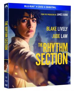"""Digital Download Of """"THE RHYTHM SECTION"""" from Paramount Home Entertainment!"""