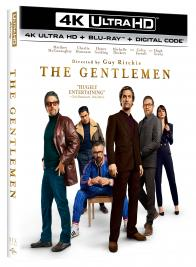 THE GENTLEMEN on 4KHD, Blu-ray, & Digital from Universal Home Entertainment!