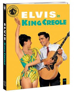 """""""King Creole"""" on Blu-ray from Paramount Presents!"""