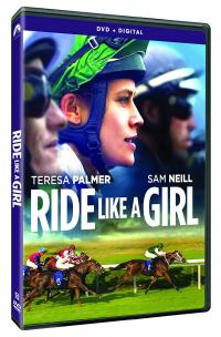 RIDE LIKE A GIRL on DVD from Paramount Home Entertainment!