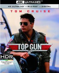 TOP GUN on 4K Ultra HD, Blu-ray, & Digital from Paramount Home Entertainment!