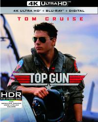 TOP GUN on 4K Ultra HD, Blu-ray, & Digital from Paramount Home Entertainment!