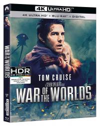 WAR OF THE WORLDS on 4K Ultra HD, Blu-ray, & Digital from Paramount Home Entertainment!