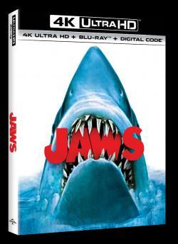 JAWS on 4K Ultra HD, Blu-ray, & Digital!