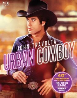 URBAN COWBOY on Blu-ray!
