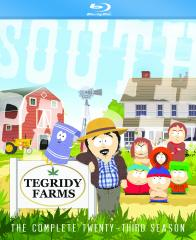 'SOUTH PARK - The Complete Twenty-Third Season' on Blu-ray!
