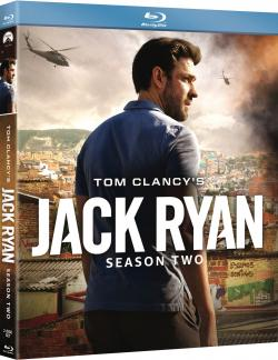 TOM CLANCY'S JACK RYAN - Season Two on Blu-ray!