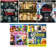 Universal 10-Movie Spotlight Collections Grand Prize!