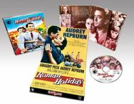 ROMAN HOLIDAY on Blu-ray from Paramount Home Entertainment!