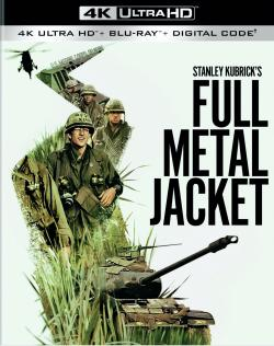 FULL METAL JACKET on 4K Ultra HD from Warner Bros. Home Entertainment!