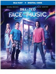 BILL & TED FACE THE MUSIC on Blu-ray & Digital!