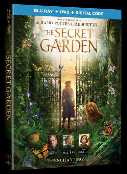 THE SECRET GARDEN on Blu-ray, DVD, & Digital!