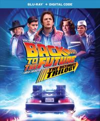 BACK TO THE FUTURE: THE ULTIMATE TRILOGY on Blu-ray & Digital!