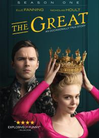 THE GREAT - SEASON ONE on DVD!