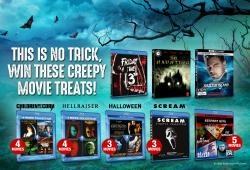 Paramount Halloween Prize Package!